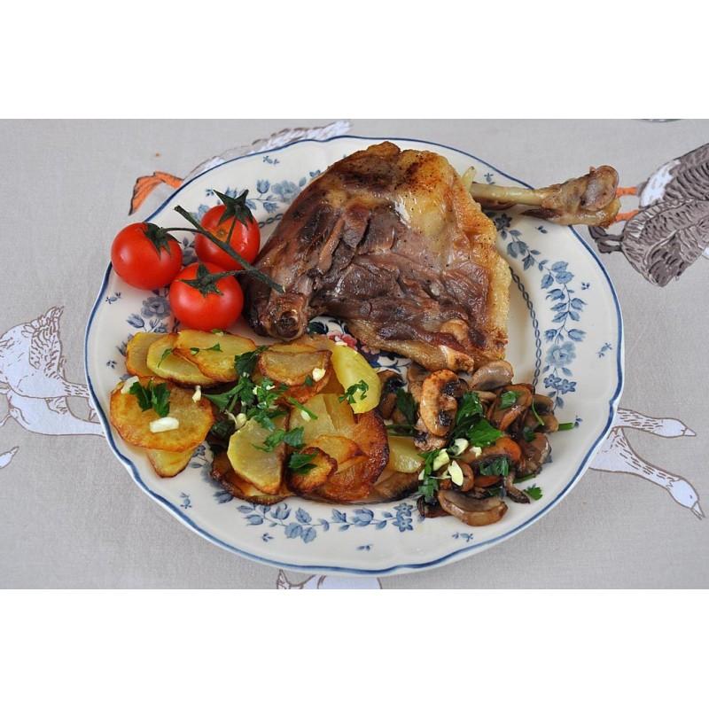 confit cuisse de canard
