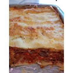 lasagne de canard environ 800g