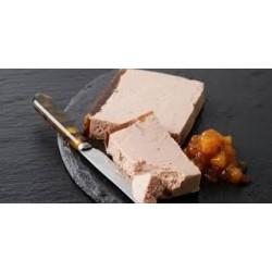 Mousse de foie gras de...