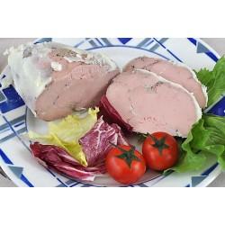 Foie gras entier de canard...